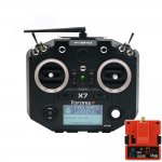 FrSky Taranis Q X7 ACCESS 16CH with R9M Module (Black)