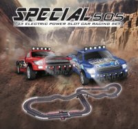 Joysway Special 505 - 1/43 Electric Power Slotcar Racing Set